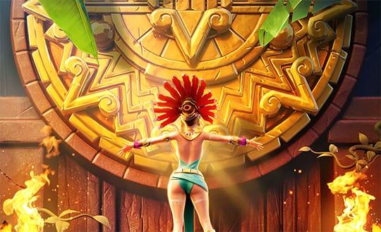 Treasures of Aztec เกมสล็อตออนไลน์ ค่ายเกม PG SLOT