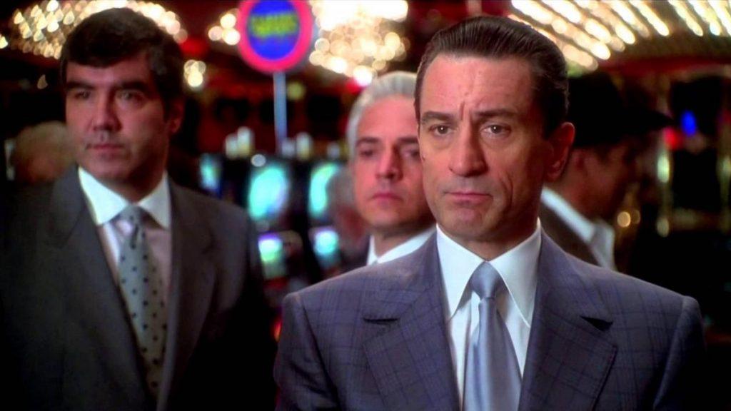ภาพยนตร์เรื่อง Casinoจะเล่าถึงเรื่องราวด้านมืดใน คาสิโน อีกด้วย