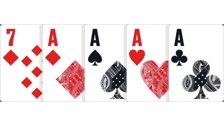 แต้มไพ่ Pokerซึ่งนักพนันท่านใดที่ชื่นชอบการเล่นPokerออนไลน์ก็ไม่น่าจะมีปัญหาอะไร