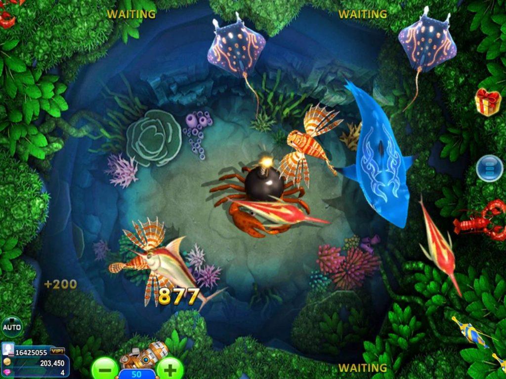 แอพ เกมส์สล๊อตเสือทองคำ Slots Game มีเกมยิงปลาให้เล่นอีกด้วย