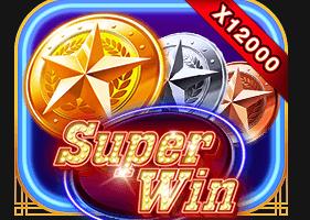 เกมสล็อตออนไลน์ ยอดนิยม Super Win Slot